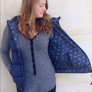 Chilly Chill Vest - REVERSIBLE